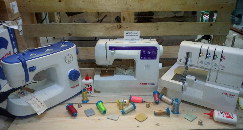Macchine per cucire e ricamo a Palermo
